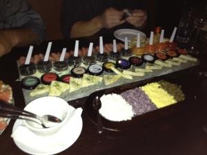 Caviar Tasting @ WildFox