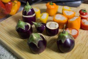 A 3. stuffed veggies 1
