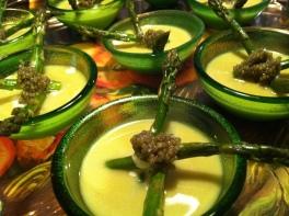 Asparagus 2 - bowls